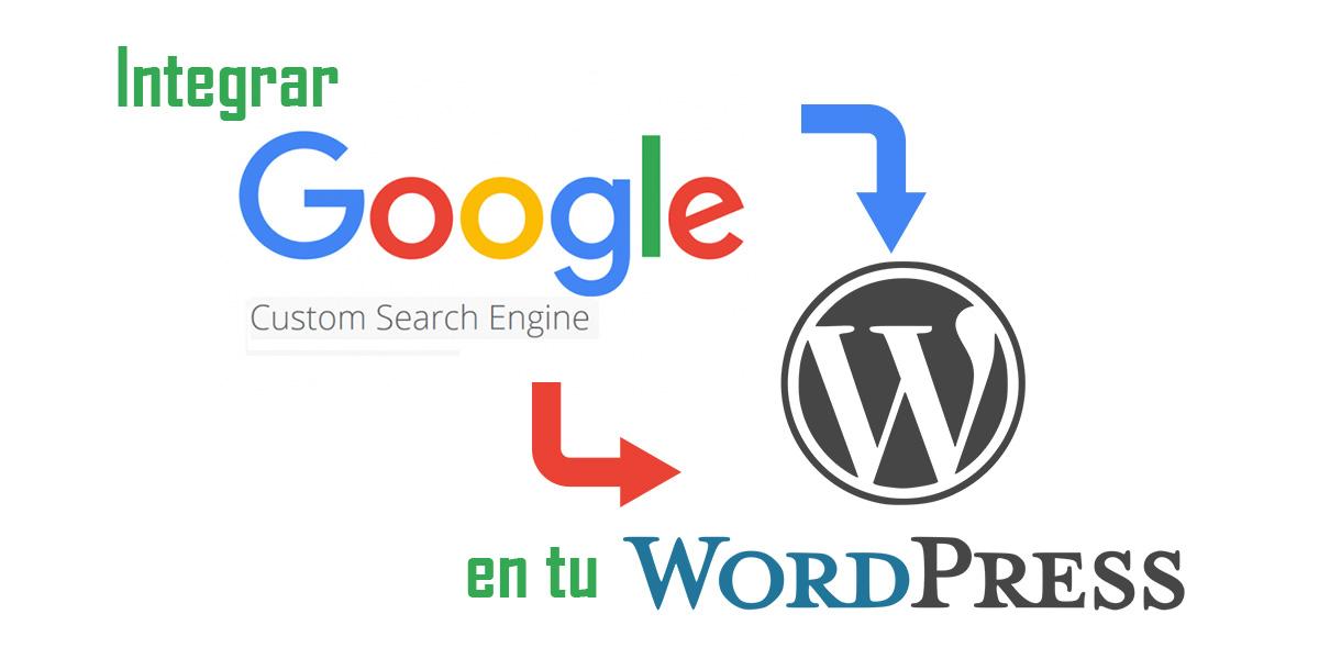 Integrar Google Custom Search Engine (CSE) en tu WordPress